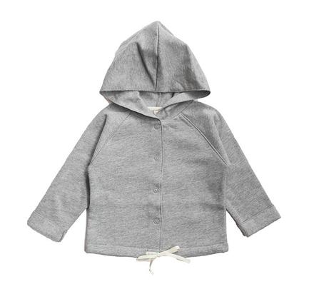 Gray Label Baby Mikina Sivá