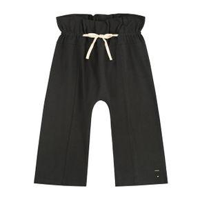 Gray Label SS19 Nohavice Rozšíreného Strihu Takmer Čierne