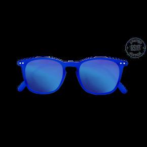 Izipizi #E Junior Sun Modré so zrkadlovými sklami