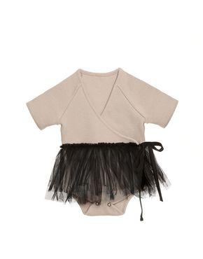 8b89225f6018 Little Creative Factory Dancers Soft Baby Body Degas Staroružové