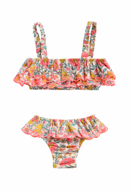 Louise Misha Plavky Caribbean Multi Flowers