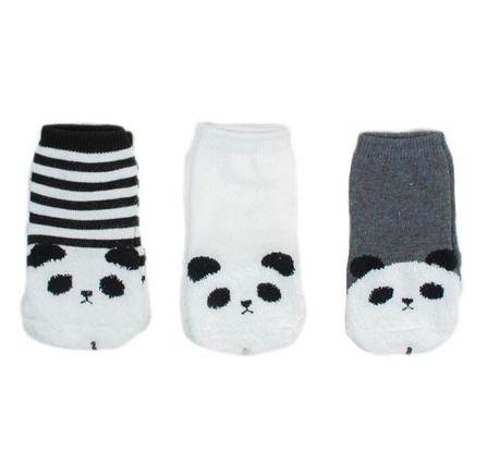 Mini Dressing Ponožky Panda (3ks)