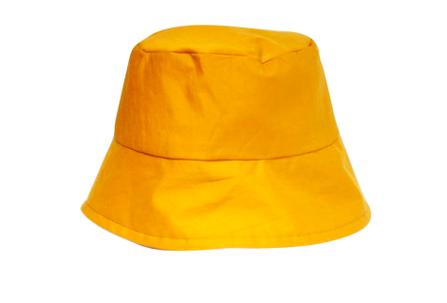 Motoreta Bavlnený Klobúčik Okrovo Žltý