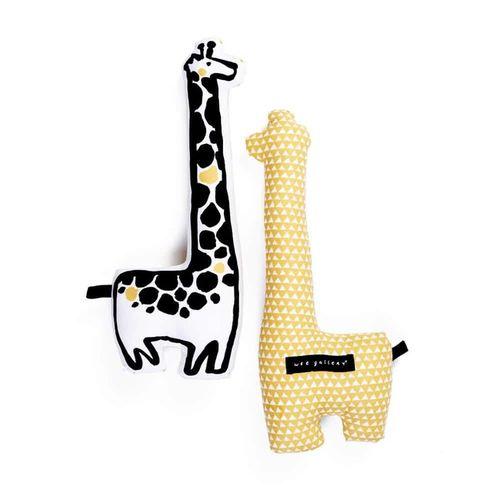 Wee Gallery Kamaráti do izbičky - Žirafa