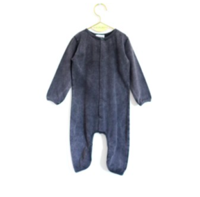Wolf&Rita AW18 Baby Overal Laureano Love and Love Sivý